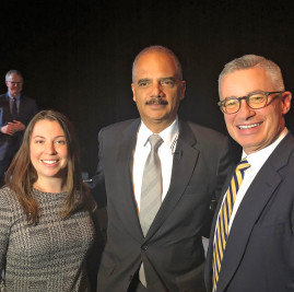 "NJRC partners with The Eric H. Holder Initiative and Columbia University to provide ""hands on"" internship opportunities"
